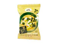 JAL みそ汁ですかい 袋9g