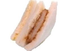 デイリーヤマザキ 三元豚ロースカツ&たまごサンド