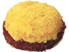 デイリーヤマザキ ベストセレクション はみでる揚げバーガー 牛肉入りコロッケ