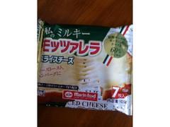 マリンフード 私のミルキーモッツァレラスライスチーズ 袋7枚