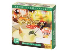 マリンフード チーズフォンデュ レンジ用 箱150g
