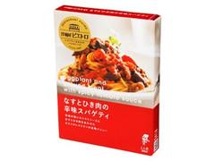 ピエトロ 洋麺屋ピエトロ なすとひき肉の辛味スパゲティ 箱120g