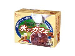 アイスライン 氷デカフェ 珈琲 4袋 箱240g