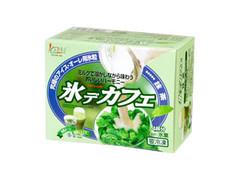 アイスライン 氷デカフェ 抹茶 4袋 箱240g