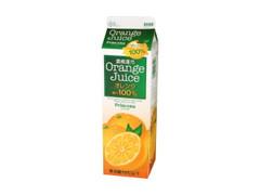 ホリ乳業 プリンセナ オレンジジュース パック1L