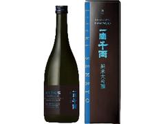 秋田県醗酵工業 一滴千両 純米大吟醸 ブルーラベル 瓶720ml