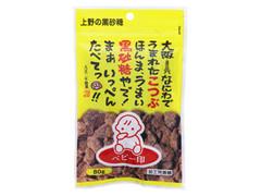 上野砂糖 ベビー印 上野の黒砂糖こつぶ