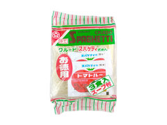 岡山 クルードスパゲティ式めん3食入 袋624g