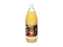 シャイニー アップルジュース混濁 ねぶた 瓶1l
