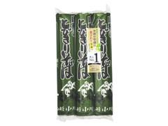 小川製麺 とびきりそば 細打 袋150g×3
