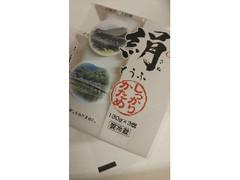 京豆苑 絹とうふ しっかりかため パック130g×3