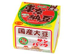 奥野食品 東京納豆 小粒 サンパック