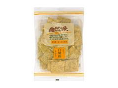 味泉 自然派 玄米せんべい 白湖麻 袋110g
