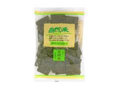 味泉 自然派 玄米せんべい 黒胡麻 袋110g