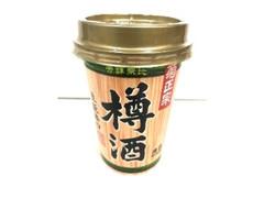 菊正 樽酒 生酛辛口 カップ180ml