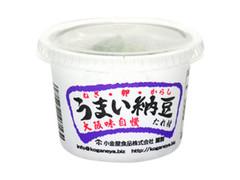 小金屋食品 うまい納豆 カップ52g