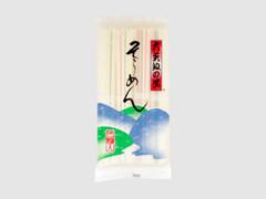 カネスエ製麺所 大矢知の里 そうめん 袋100g×4