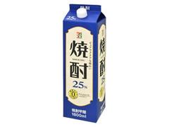 セブンプレミアム 焼酎 25% パック1800ml
