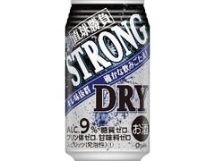 合同酒精 直球勝負 ストロングドライ 缶350ml