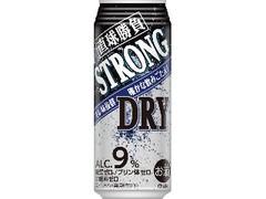合同酒精 直球勝負 ストロングドライ 缶500ml