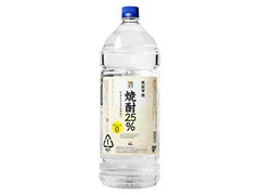 セブンプレミアム 焼酎25% ペット4000ml