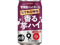 合同酒精 芋焼酎ハイボール 香る芋ハイ 缶350ml