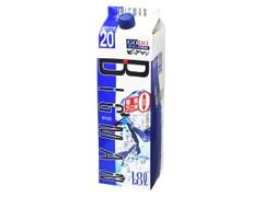 合同酒精 ビッグマン 20度 糖質プリン体0 パック1.8L