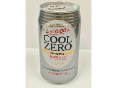 合同酒精 クールゼロ 缶350ml