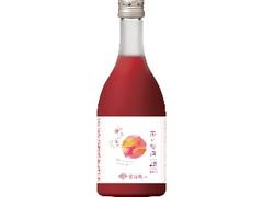 合同酒精 鴬宿梅 赤い梅酒