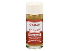 GABAN ガラムマサラ 瓶14g