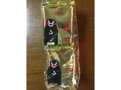 かに印 ARIAKE PREMIUM 金のくまモン味のり 袋6枚×10