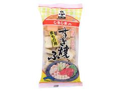 敷島産業 ふーちゃん しきしまのすき焼麩 煮もの用 袋80g