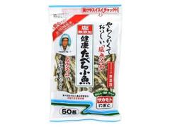 サカモト 無添加にぼし 健康たべる小魚 袋50g