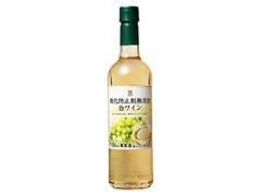 セブンプレミアム 酸化防止剤無添加 白ワイン