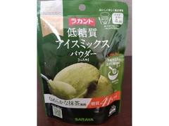 サラヤ ラカント 低糖質アイスミックスパウダー 抹茶味 袋50g