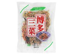 篠崎一雄商店 博多三菜 袋40g