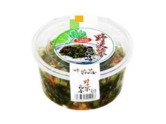上進漬物工業 野沢菜こんぶ カップ350g