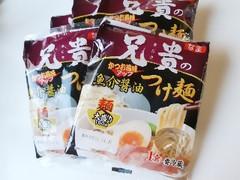 高山麺業 兄貴のつけ麺 魚介醤油 袋181g
