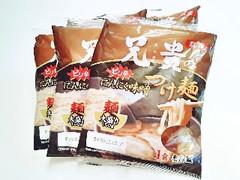 高山麺業 兄貴のつけ麺 ピリ辛にんにく味噌 袋190g