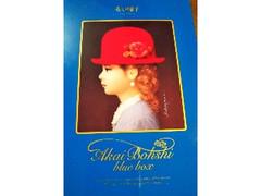 赤い帽子 ブルー 68g