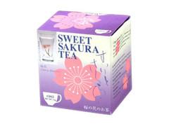 日本緑茶センター スイートサクラティー 桜花 箱2g×6