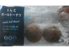 シルビア りんごボールドーナツ 袋6個
