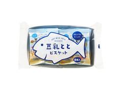 シルビア 豆乳ととビスケット 袋16g×8