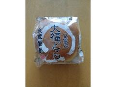 武蔵製菓 大福どら つぶあん