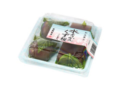 武蔵製菓 水ようかん くず桜 パック4個