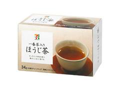 セブンプレミアム 一番茶入りほうじ茶 ティーバッグ 箱34g