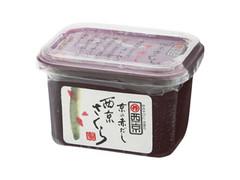 西京 西京さくら 京の赤だし カップ500g