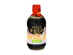 桜井花筵堂 蜂蜜黒酢 瓶400ml