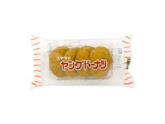 宮田製菓 ヤングドーナツ 4個入