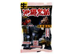 松屋製菓 生沖縄黒飴 袋130g